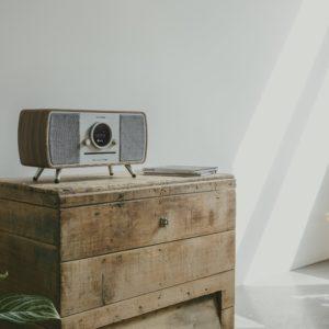 Tivoli Radio met Cd-spelers